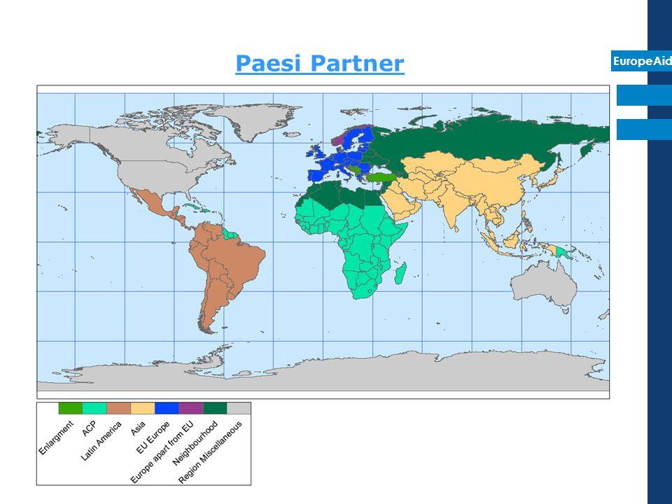 EuropeAid Paesi Partner