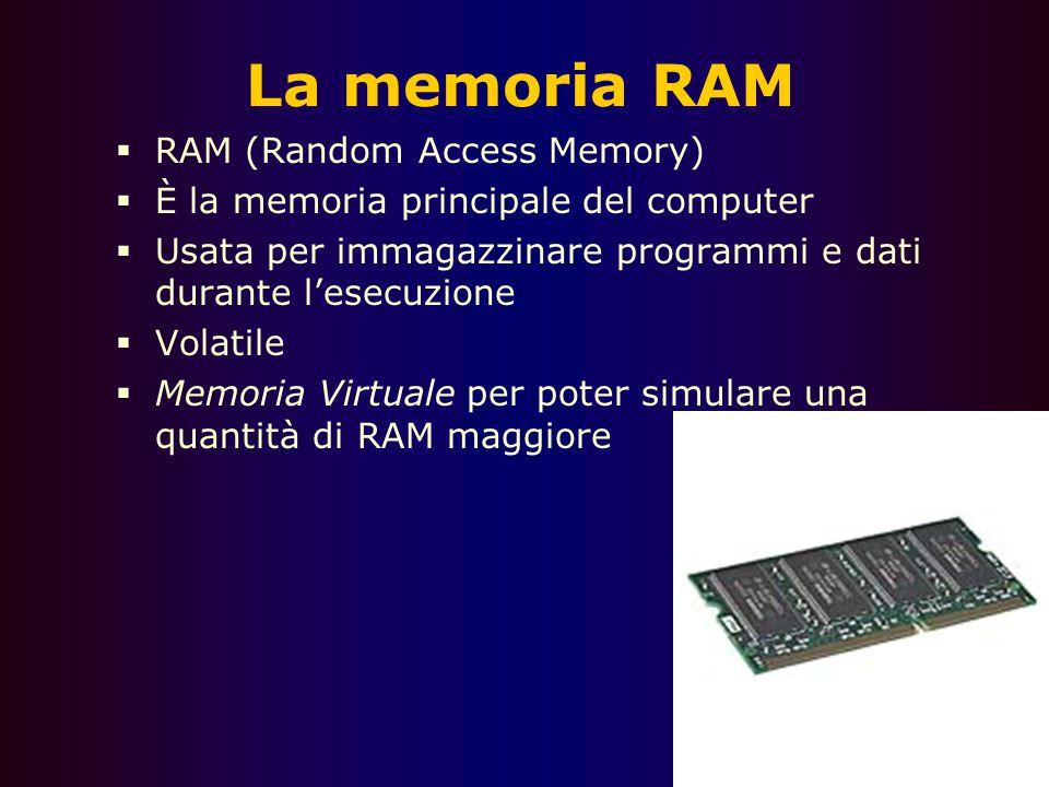 42 L'unità di misura della memoria -  I multipli del byte non seguono il normale sistema metrico, quelli del bit si.  Questo può generare confusione