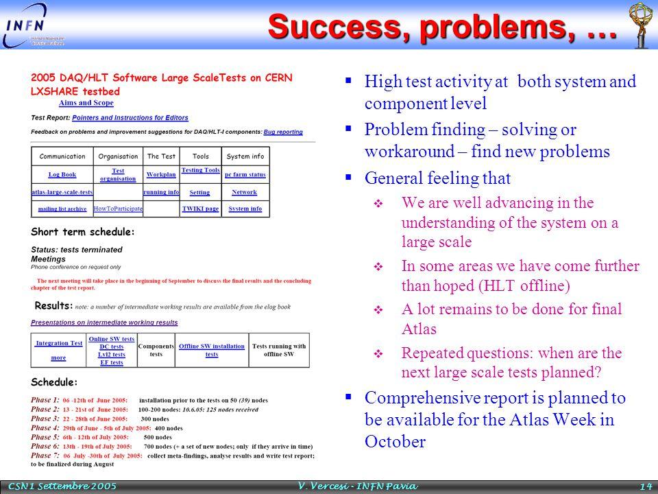 CSN1 Settembre 2005 V.
