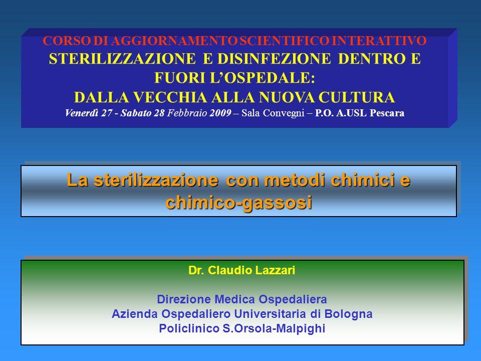 Sistema di sterilizzazione ad alta temperatura Sterilizzazione a vapore saturo