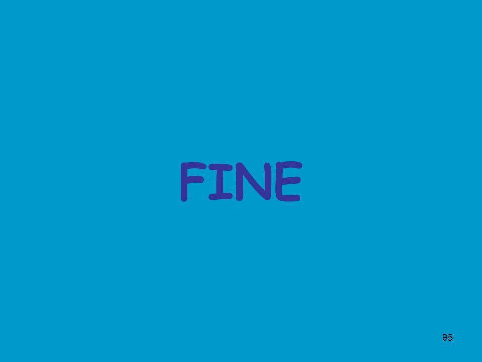 FINE 95