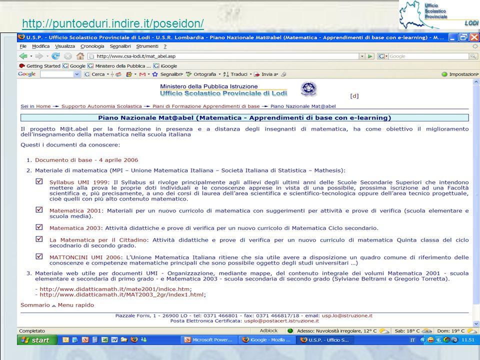 http://puntoeduri.indire.it/poseidon/