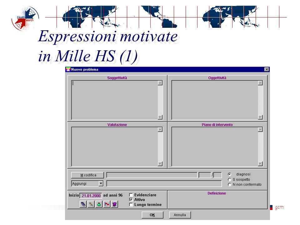 gcm Espressioni motivate in Mille HS (1)