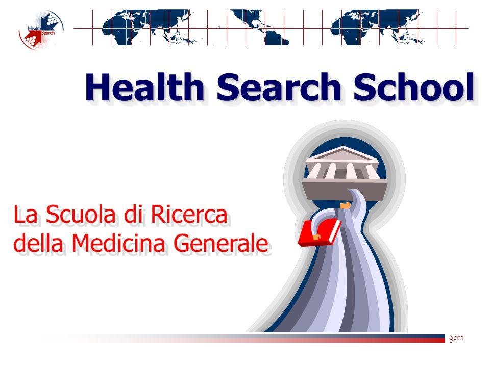 gcm Health Search School La Scuola di Ricerca della Medicina Generale La Scuola di Ricerca della Medicina Generale