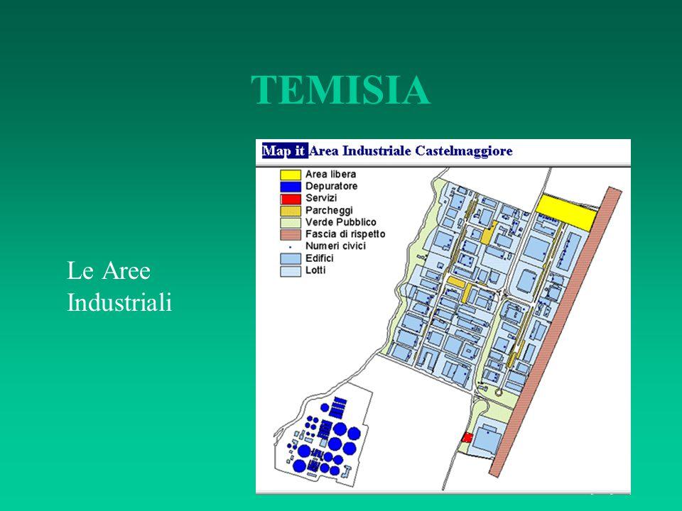 TEMISIA Le Aree Industriali