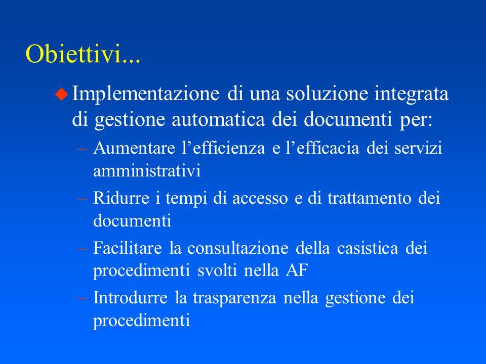 ...La gestione automatica dei documenti u 8 ore/settimana/persona per svolgere 10 attività non automatizzate ( fonte Gartner Group ) : 1) Trovare il documento (1ora) 2) Manipolare e riutilizzare il contenuto (1,5 ora) 3) Aggiornare il documento (1 ora) 4) Condividere il documento (1 ora) 5) Pubblicare il contenuto (0.5 ora) 6) Creare un nuovo documento (0.5 ora) 7) Revisionare un documento (0.5 ora) 8) Comprendere il contenuto (0.5 ora) 9) Distribuire il documento (1 ora) 10 Archiviare e recuperare il documento (0.5 ora)