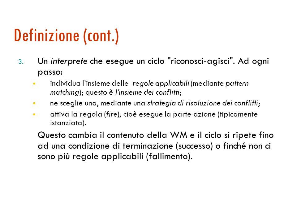 Strategie di risoluzione dei conflitti 4.