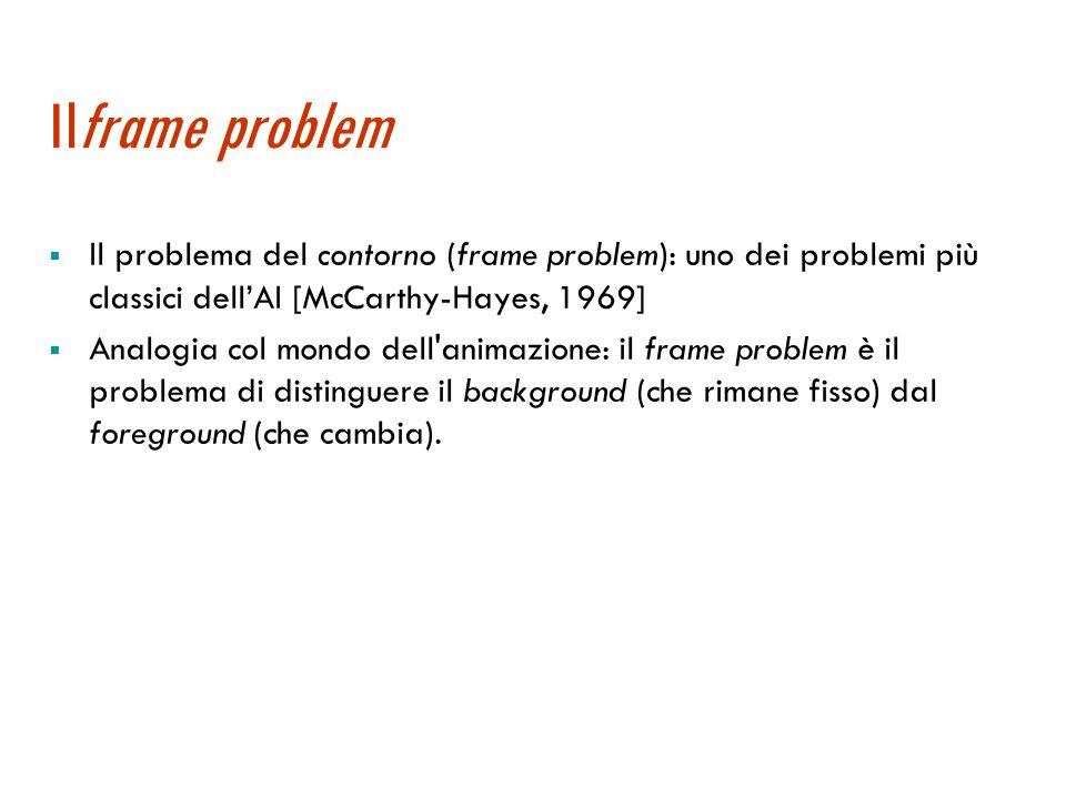 C è un problema...