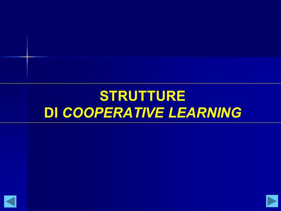 LA SFIDA AL COOPERATIVE LEARNING
