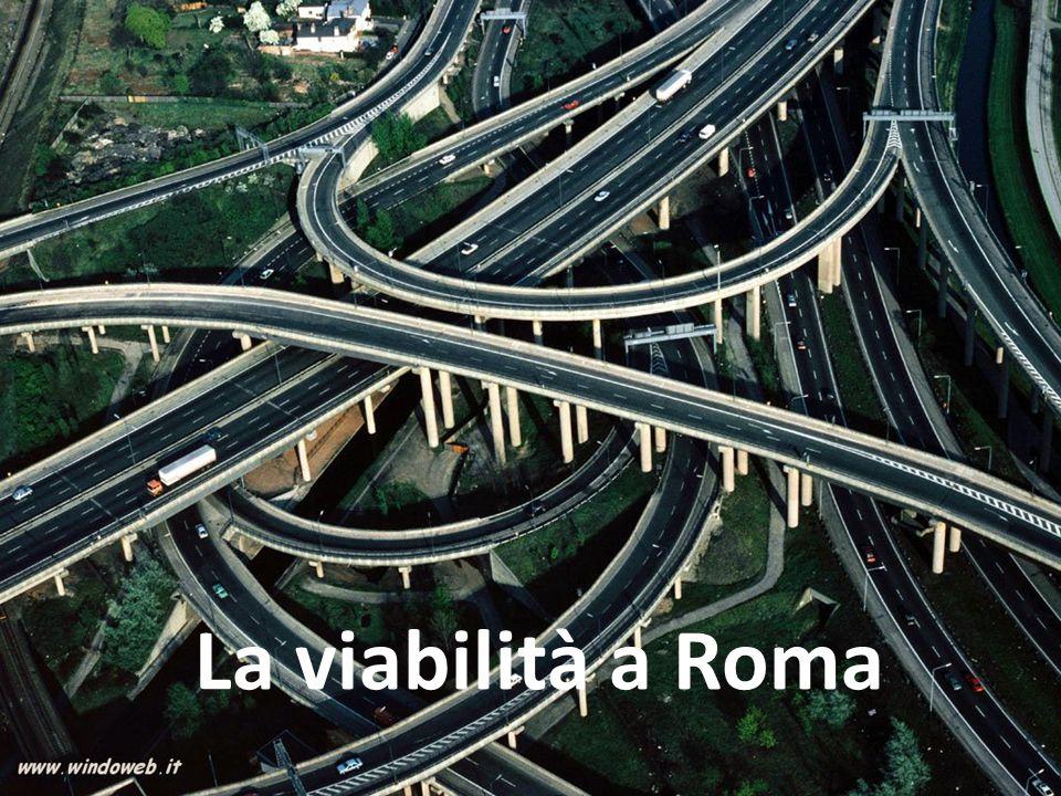 La viabilità a Roma