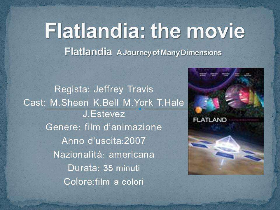 Regista : Jeffrey Travis Cast: M.Sheen K.Bell M.York T.Hale J.Estevez Genere : film d'animazione Anno d'uscita : 2007 Nazionalità : americana Durata :