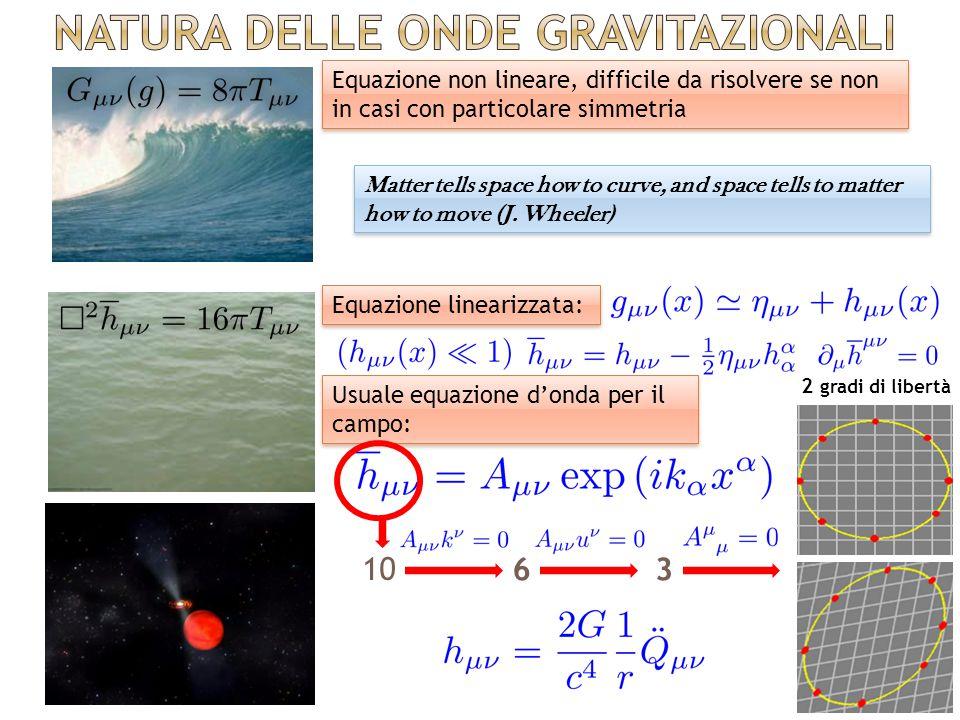 Segnale sinusoidale, eventualmente 2 armoniche Segnale sinusoidale, eventualmente 2 armoniche Nella nostra galassia.