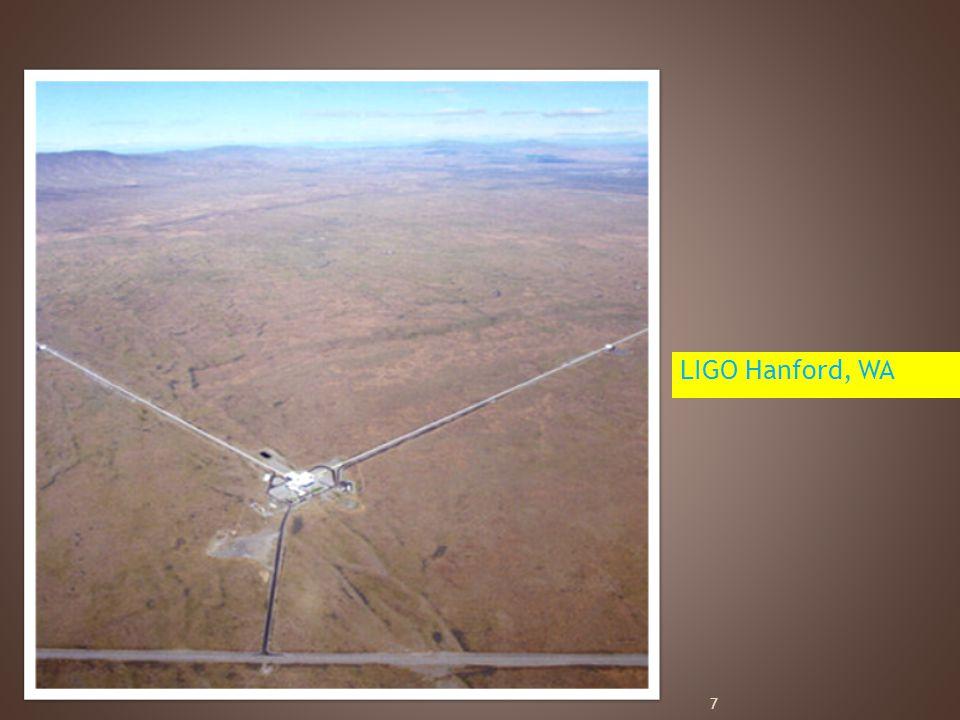 LIGO Hanford, WA 7