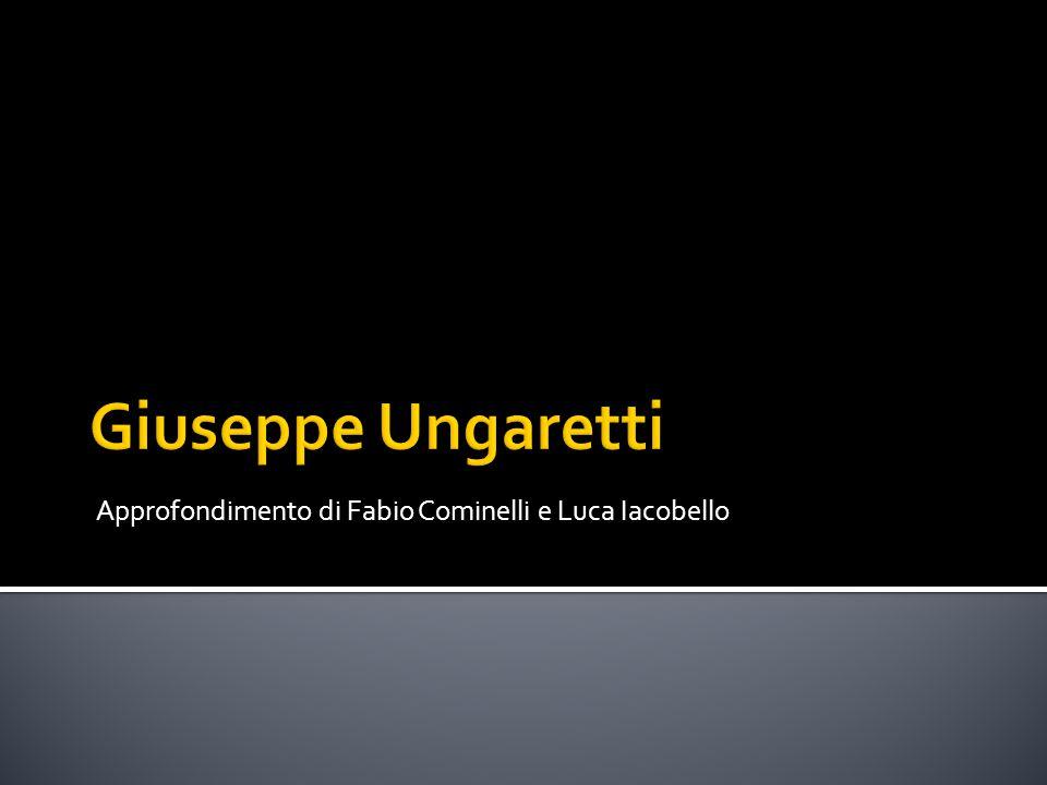 Approfondimento di Fabio Cominelli e Luca Iacobello