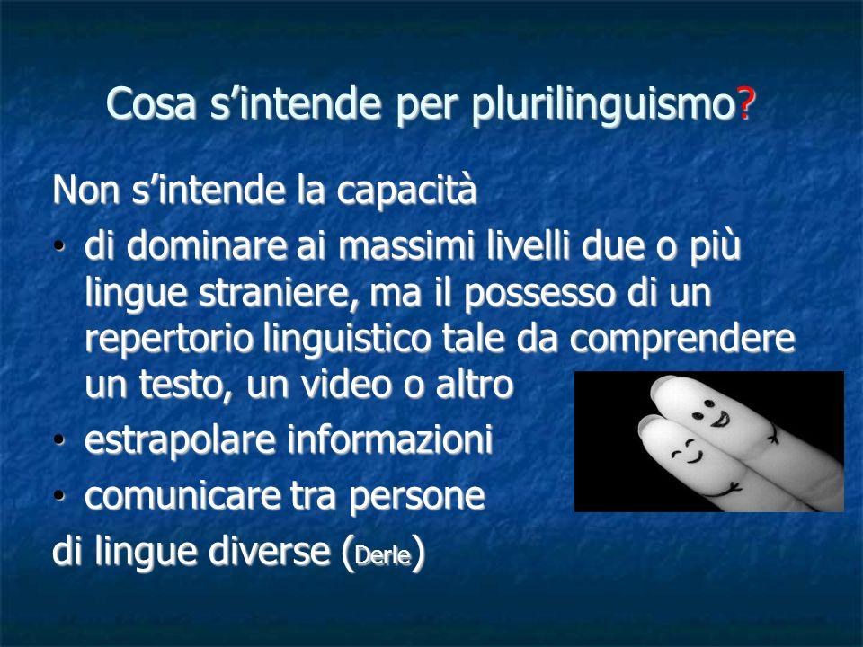 Microlingua o Clil.
