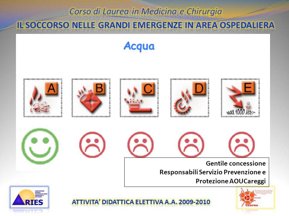 20/11/09 Gentile concessione Responsabili Servizio Prevenzione e Protezione AOUCareggi