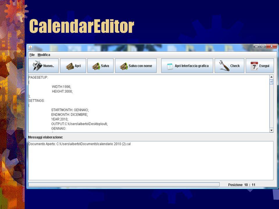CalendarEditor