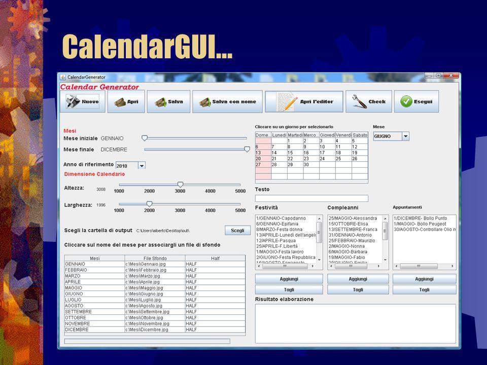 CalendarGUI...