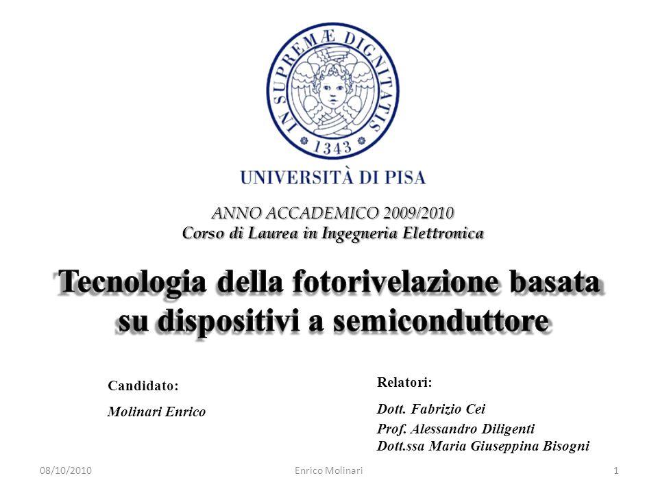 Relatori: Dott. Fabrizio Cei Prof.