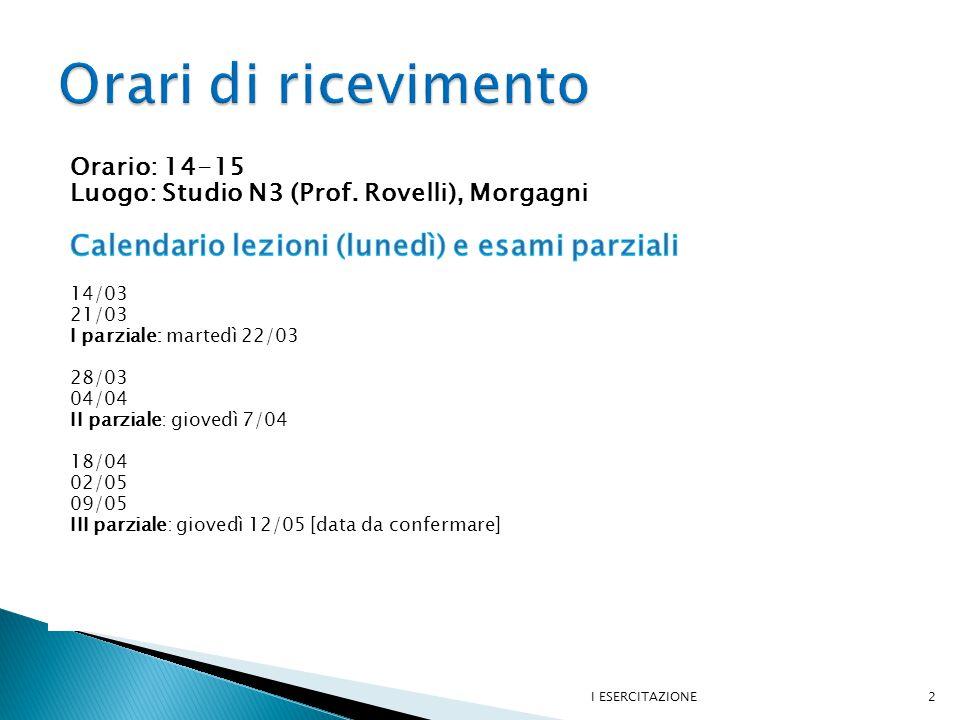 I ESERCITAZIONE23 I1I1 r2r2 L'aument o di S aumenta l'offerta di fondi …dimunisce il tasso di interesse Il livello di investimenti può aumentare r r1r1