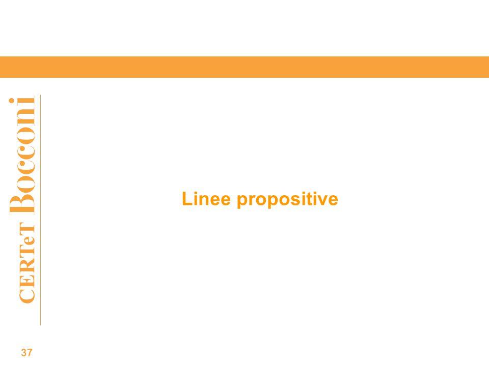 CERTeT Linee propositive 37