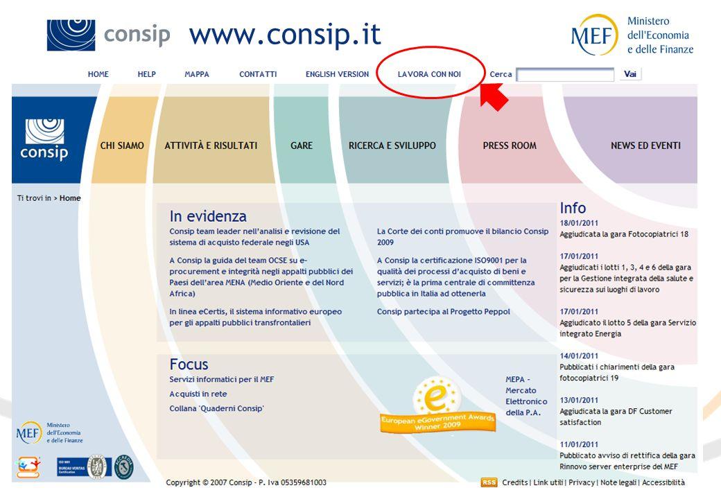 30 www.consip.it 30
