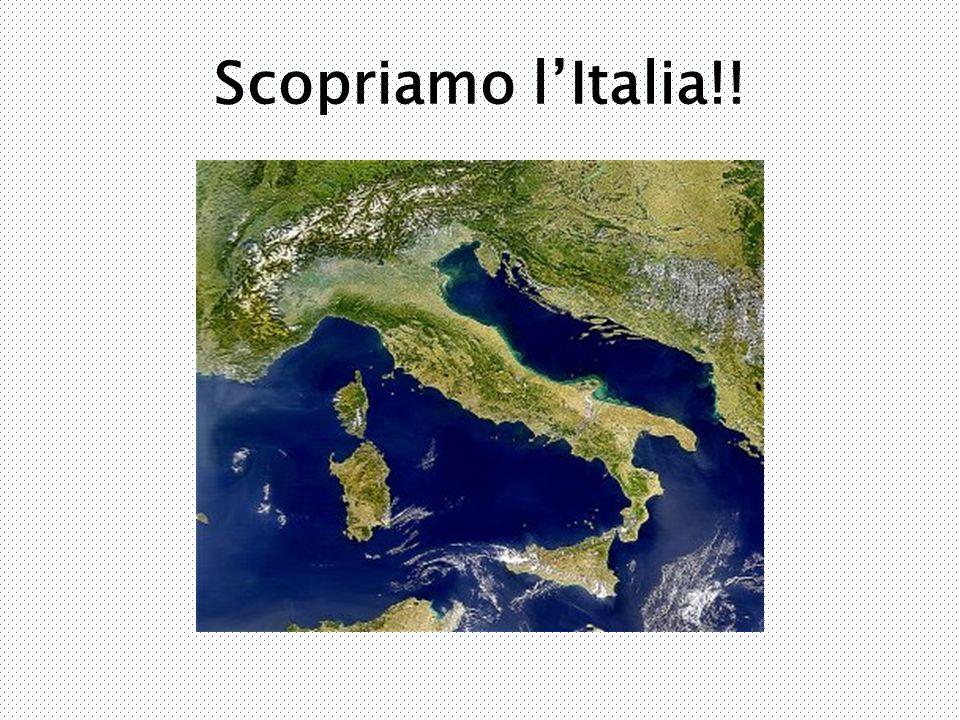 Scopriamo l'Italia!!