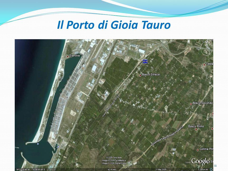 Il Porto di Gioia Tauro 11