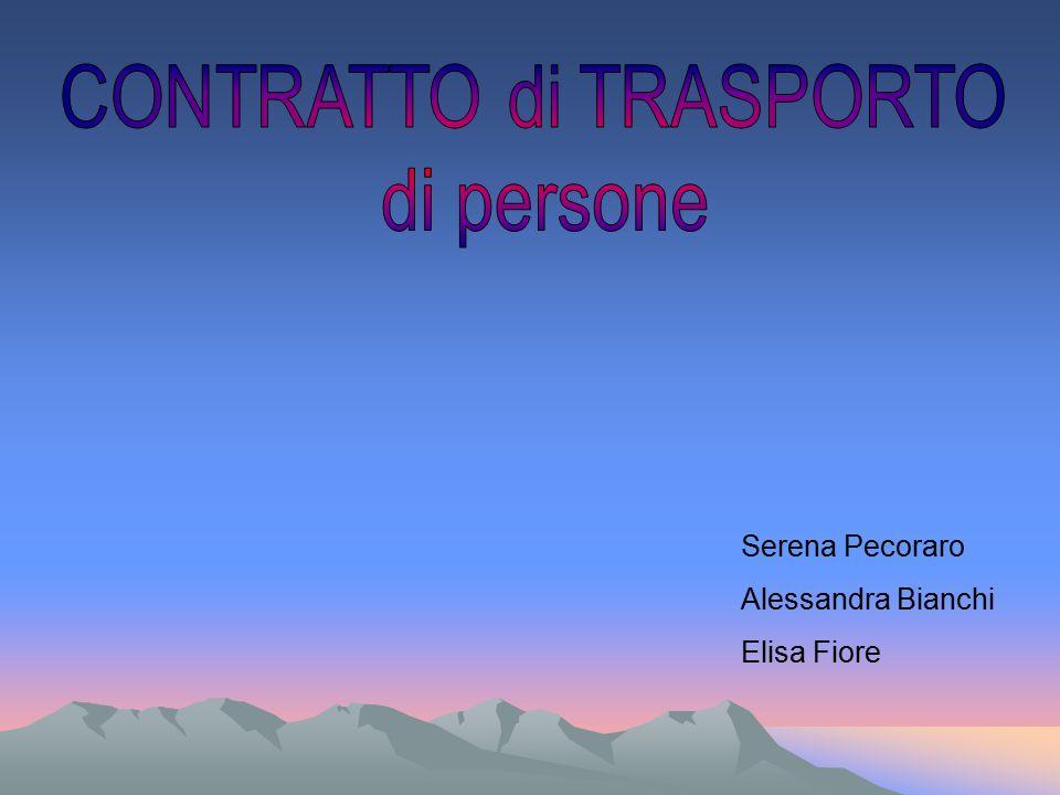 Serena Pecoraro Alessandra Bianchi Elisa Fiore