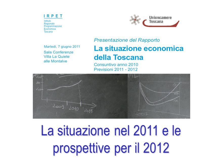 La situazione nel 2011 e le prospettive per il 2012