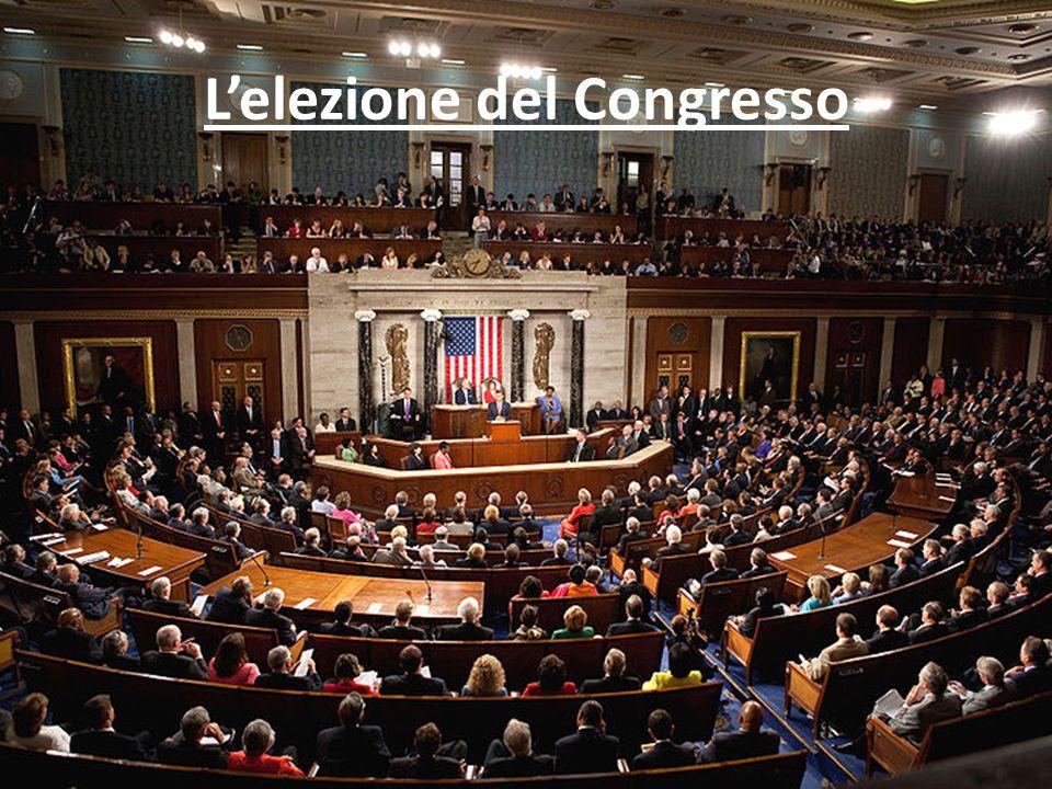 L'elezione del Congresso