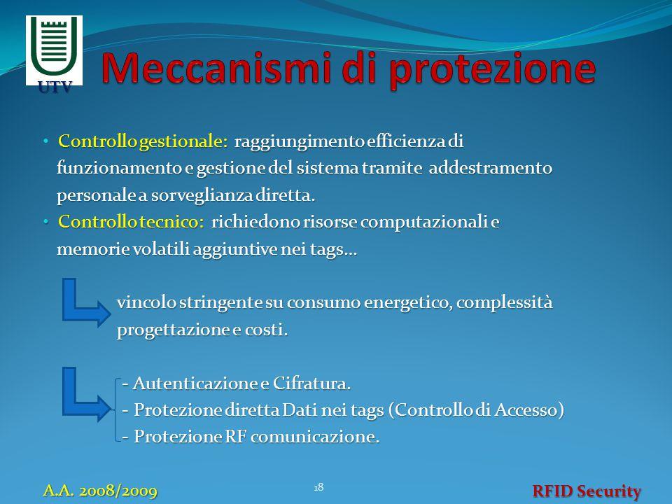 Controllo gestionale: raggiungimento efficienza di funzionamento e gestione del sistema tramite addestramento funzionamento e gestione del sistema tra