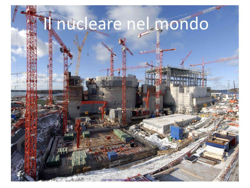 Il nucleare nel mondo