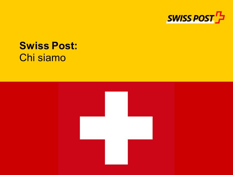Pagina 2 Swiss Post Marzo 2010 La Svizzera, un paese all'avanguardia Swiss Post garanzia di una Svizzera moderna Anche se piccola, la Svizzera ha sempre saputo distinguersi.