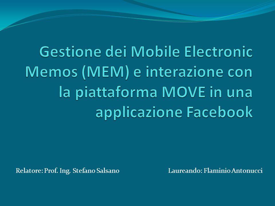 Relatore: Prof. Ing. Stefano SalsanoLaureando: Flaminio Antonucci
