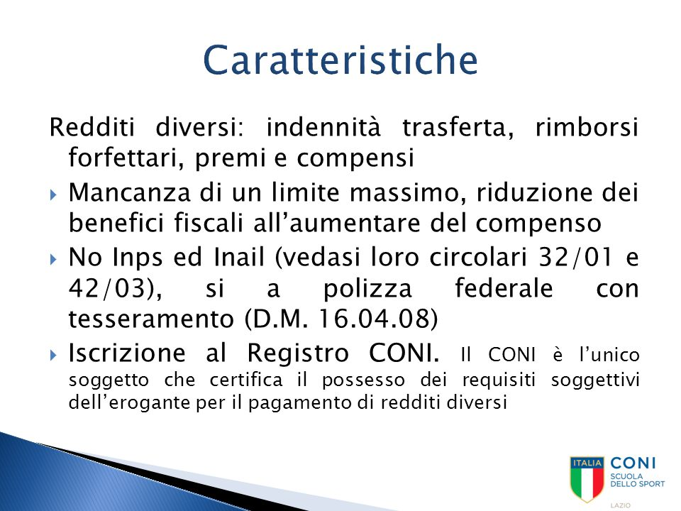  Art.90 comma 3 lett. A L. 289/02 ricomprende nelle agevolazioni fiscali dell'art.