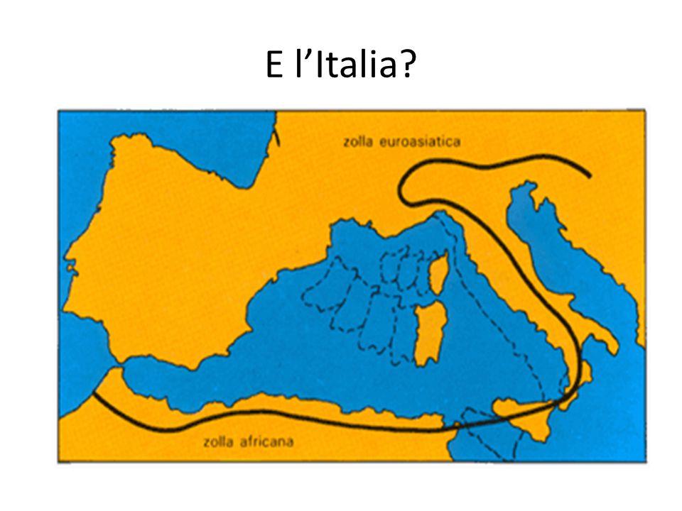 E l'Italia?