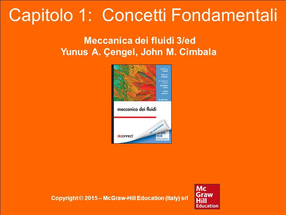 Meccanica dei fluidi 3/ed Yunus A.Çengel, John M.