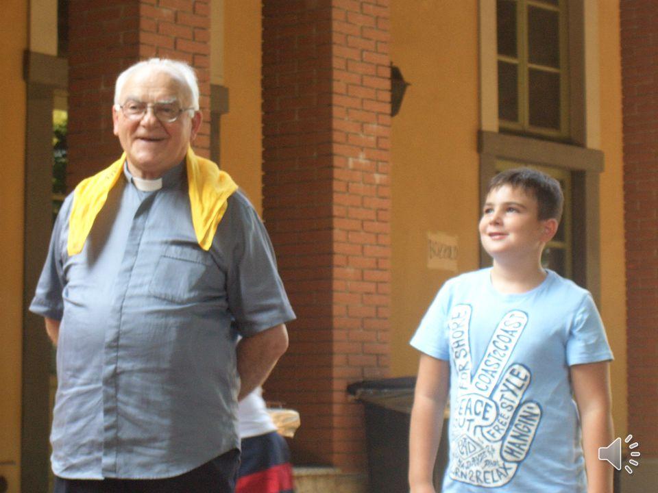 La pastorale giovanile e l'Oratorio camminano insieme.