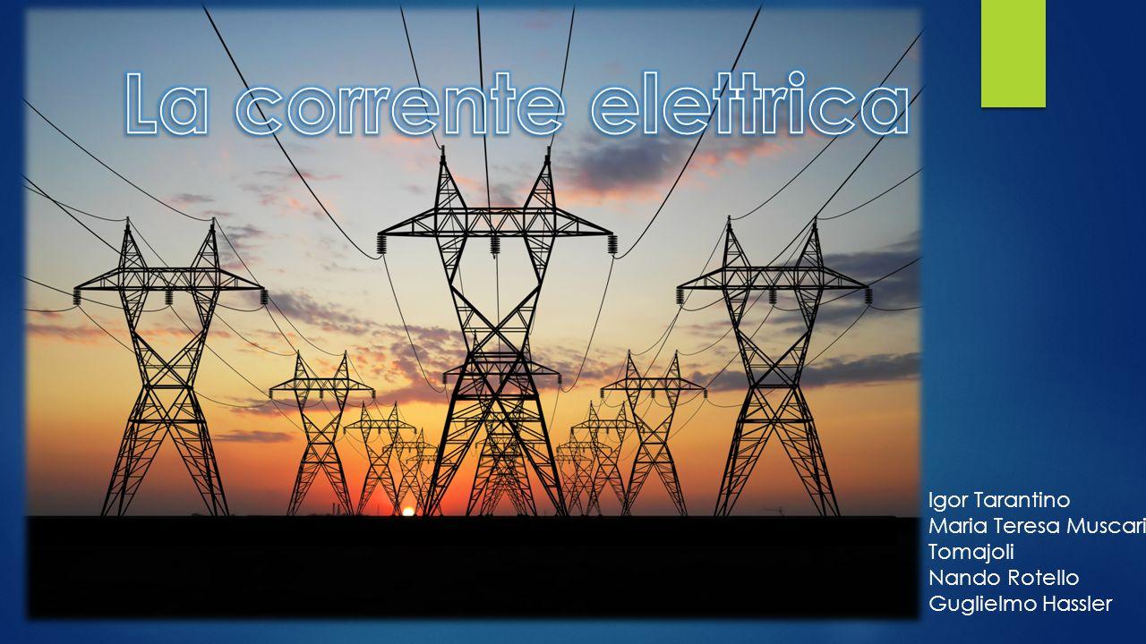 I resistori In serie In parallelo Si chiama resistore un componente elettrico che segue la prima legge di Ohm.