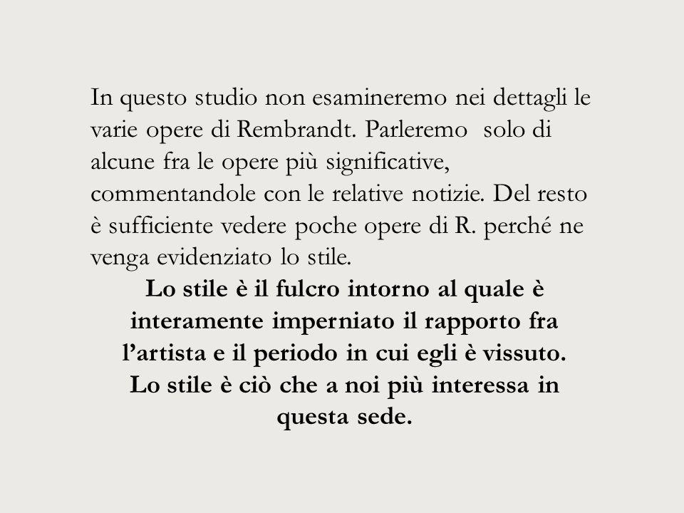 GLI UFFICIALI DELLA COMPAGNIA DI SANT'ADRIANO di Hals Osservando il dipinto del famoso pittore contemporaneo di R.