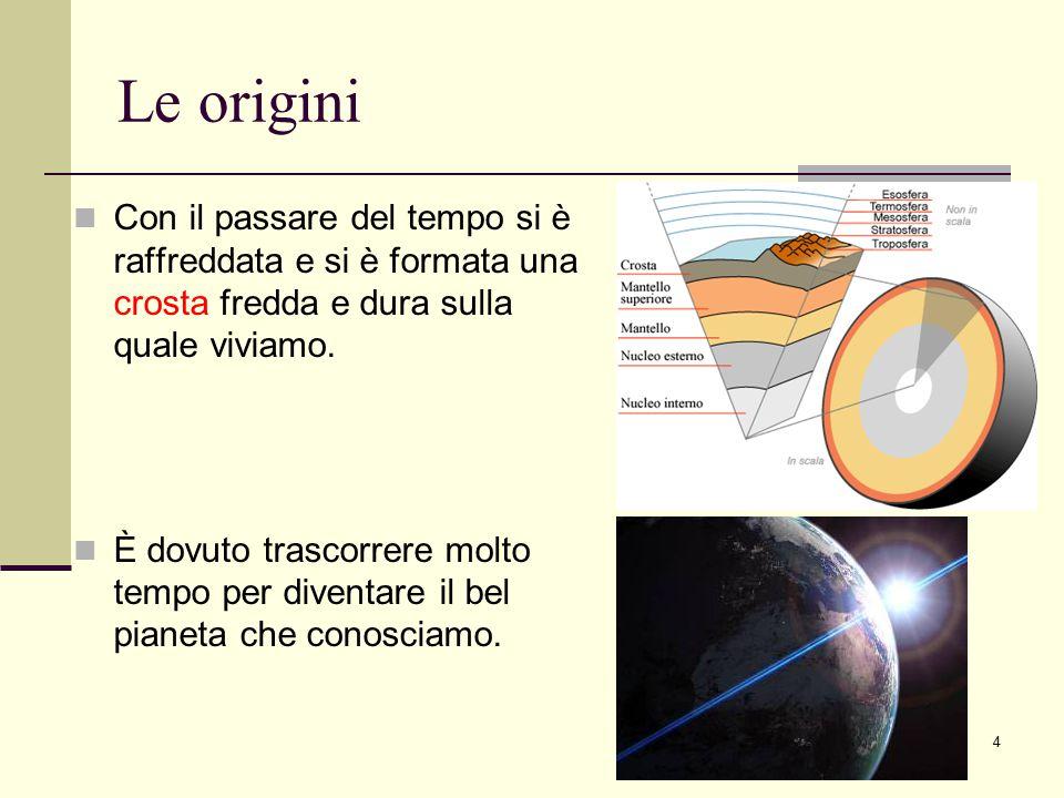 35 Il processo metamorfico A volte sono le forze enormi dell'interno della Terra che deformano, schiacciano e stirano una roccia… fino a renderla di fatto un'altra cosa.