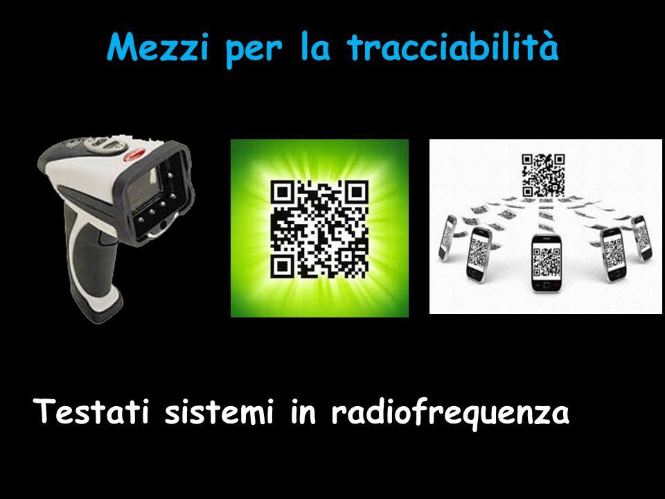 Testati sistemi in radiofrequenza