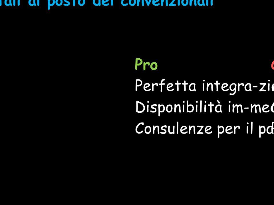 Archiviazione dei vetrini digitali al posto dei convenzionali Pro Perfetta integra-zione con LIS. Disponibilità im-mediata ovunque. Consulenze per il