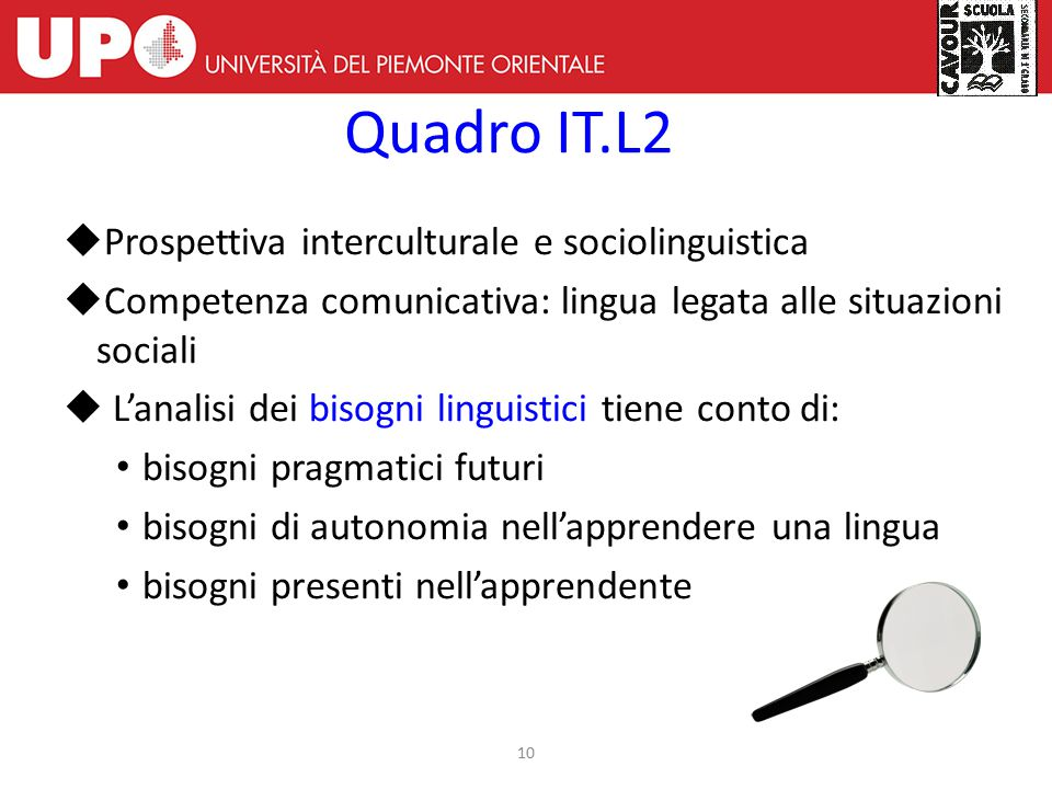 11  Educare alla cittadinanza attraverso il Content and Language Integrated Learning (CLIL).