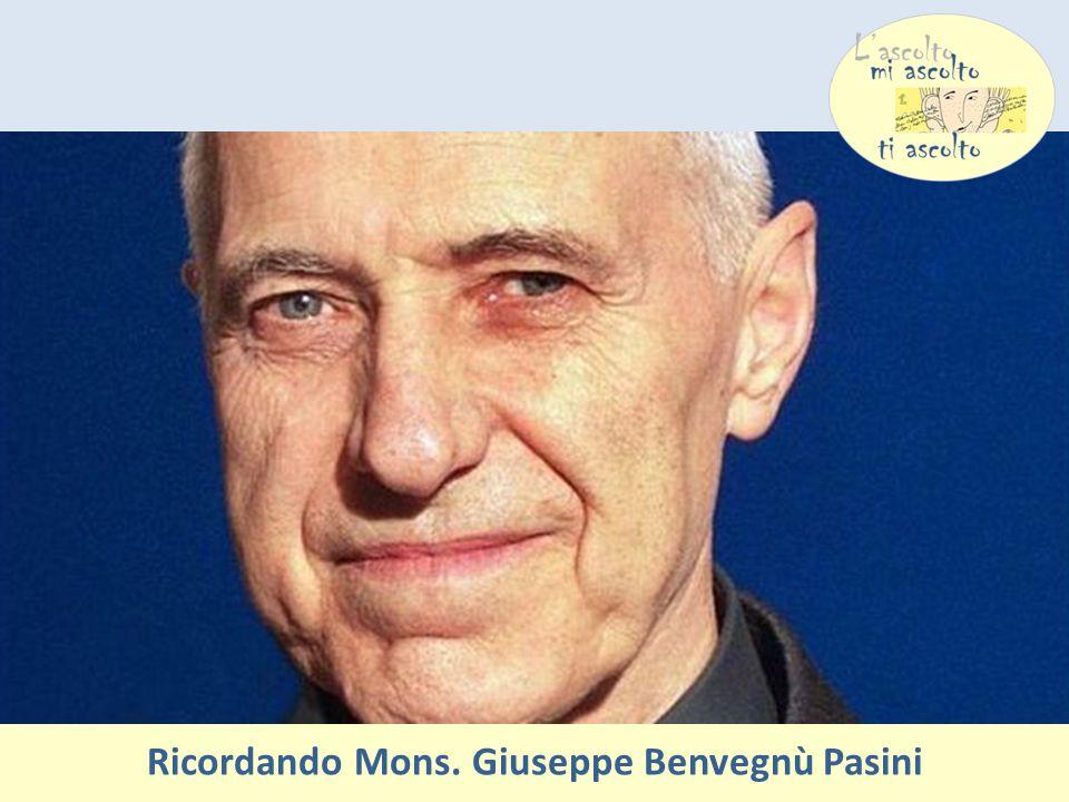 Ricordando Mons. Giuseppe Benvegnù Pasini