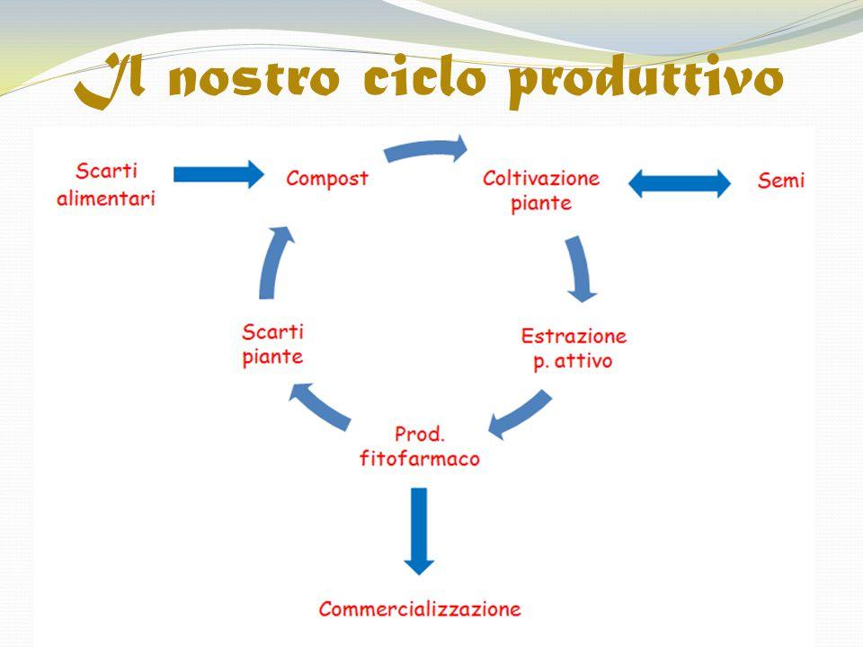 Il nostro ciclo produttivo