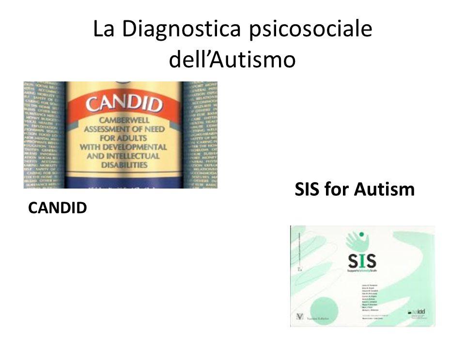 La Diagnostica psicosociale dell'Autismo CANDID SIS for Autism
