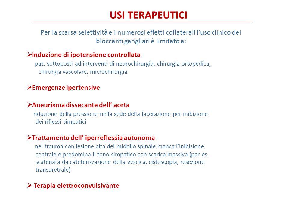 Miorilassanti non depolarizzanti o competitivi Miorilassanti depolarizzanti o non competitivi INIBITORI DELLA GIUNZIONE NEUROMUSCOLARE TUBOCURARINAPANCURONIO VECURONIO ATRACURIO SUCCINILCOLINA (Suxametonio)