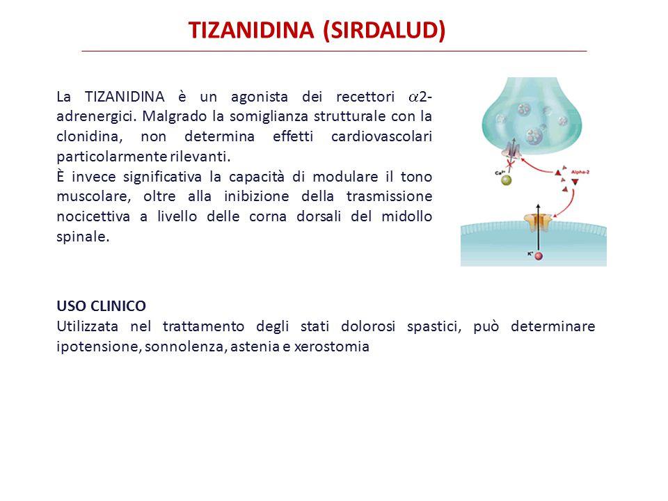 Tiocolchicoside è un miorilassante disponibile in formulazione orale, iniettabile e topica.